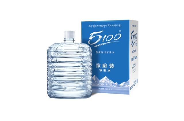 40桶 x 12L 5100家庭裝軟包桶裝水劵